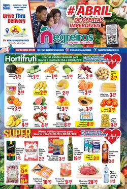 Catálogo Negreiros Supermercados ( 3 dias mais )