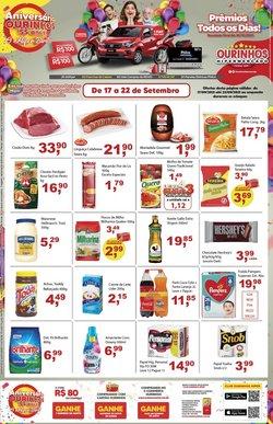 Ofertas de Ourinhos Hipermercado no catálogo Ourinhos Hipermercado (  3 dias mais)