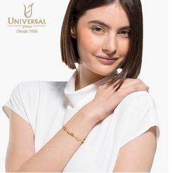 Ofertas de Universal Joias no catálogo Universal Joias (  22 dias mais)
