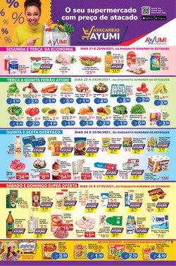 Ofertas de celulares no catálogo Ayumi Supermercados (  5 dias mais)