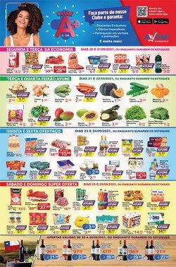 Ofertas de Ayumi Supermercados no catálogo Ayumi Supermercados (  Publicado ontem)