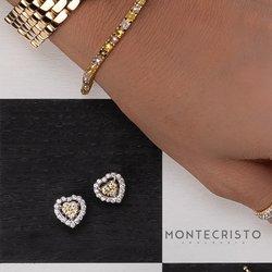 Ofertas de Relógios e Joias no catálogo Montecristo (  4 dias mais)