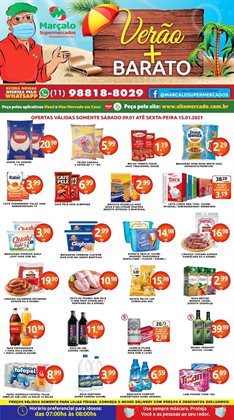 Catálogo Supermercados Marçalo ( Vencido )