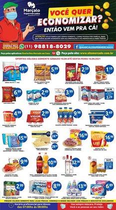 Catálogo Supermercados Marçalo (  Publicado hoje)