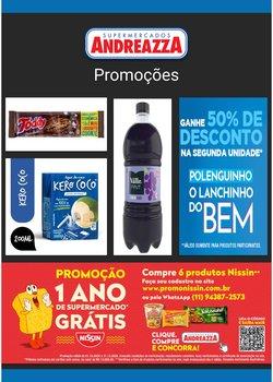Catálogo Supermercados Andreazza (  25 dias mais)