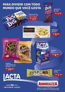 Ofertas de Supermercados no catálogo Supermercados Andreazza (  Válido até amanhã)