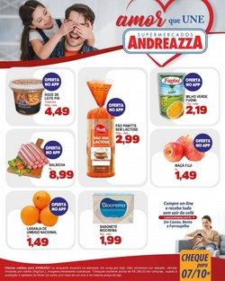 Ofertas de Supermercados no catálogo Supermercados Andreazza (  Vence hoje)