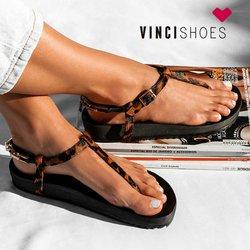 Ofertas de Vinci Shoes no catálogo Vinci Shoes (  9 dias mais)