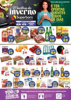 Catálogo Superbom Supermercados (  Publicado hoje)