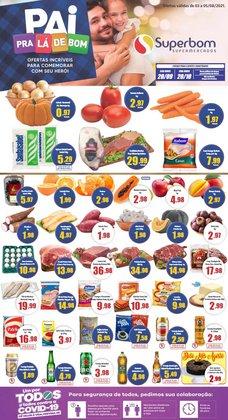 Ofertas de Superbom Supermercados no catálogo Superbom Supermercados (  Publicado hoje)