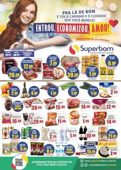 Ofertas de Supermercados no catálogo Superbom Supermercados (  Vence hoje)