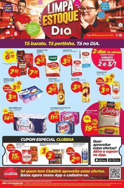 Catálogo Supermercado Dia em Betim ( Vencido )