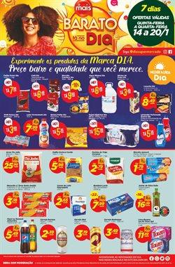 Ofertas de Bombons em Supermercado Dia