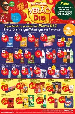 Catálogo Supermercado Dia em Betim ( 3 dias mais )