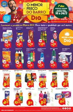 Catálogo Supermercado Dia em Belo Horizonte ( Vencido )