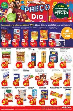 Catálogo Supermercado Dia ( Publicado a 3 dias )