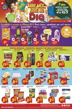 Catálogo Supermercado Dia em Belo Horizonte ( Publicado hoje )