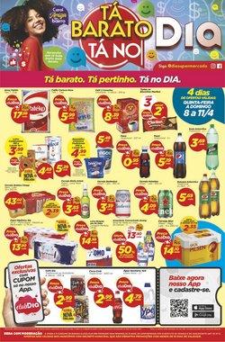 Catálogo Supermercado Dia em Ribeirão Preto ( Publicado a 3 dias )