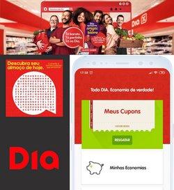Ofertas de Supermercado Dia no catálogo Supermercado Dia (  2 dias mais)