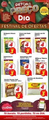 Ofertas de Supermercado Dia no catálogo Supermercado Dia (  Vencido)