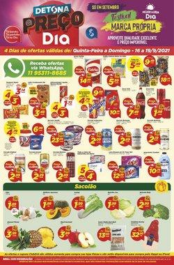Ofertas de Supermercados no catálogo Supermercado Dia (  3 dias mais)