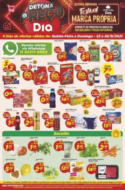 Ofertas de Supermercados no catálogo Supermercado Dia (  Publicado hoje)