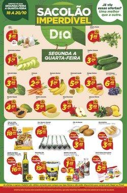 Ofertas de Supermercados no catálogo Supermercado Dia (  Vence hoje)