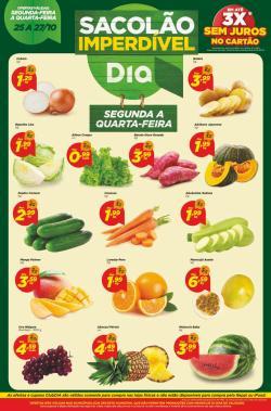 Catálogo Supermercado Dia (  Publicado hoje)
