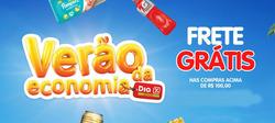 Promoção de Supermercado Dia no folheto de São Paulo