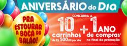 Cupom Supermercado Dia em Betim ( 16 dias mais )