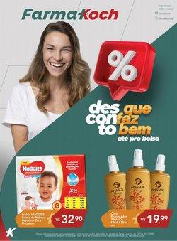 Ofertas de Supermercados Koch no catálogo Supermercados Koch (  Mais de um mês)