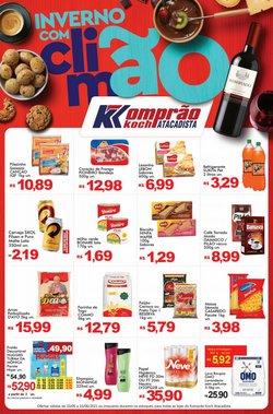 Ofertas de Supermercados no catálogo Supermercados Koch (  Válido até amanhã)
