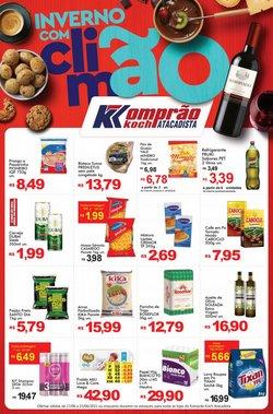 Ofertas de Supermercados Koch no catálogo Supermercados Koch (  3 dias mais)
