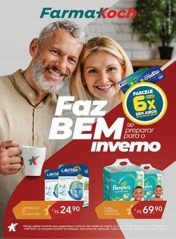 Ofertas de Supermercados Koch no catálogo Supermercados Koch (  Publicado ontem)
