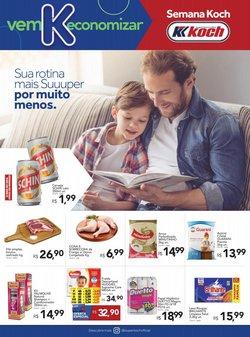 Ofertas de Supermercados no catálogo Supermercados Koch (  Publicado hoje)