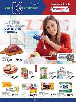 Ofertas de Supermercados Koch no catálogo Supermercados Koch (  7 dias mais)