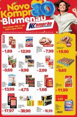 Ofertas de Supermercados Koch no catálogo Supermercados Koch (  Publicado hoje)