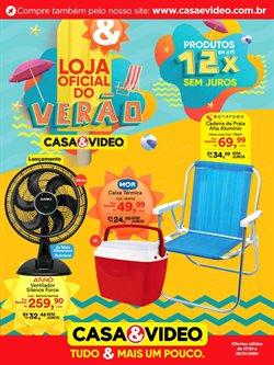 Ofertas Lojas de Departamentos no catálogo Casa e Vídeo em Itaboraí ( 9 dias mais )