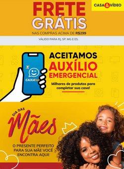 Ofertas Lojas de Departamentos no catálogo Casa e Vídeo em Anápolis ( 5 dias mais )