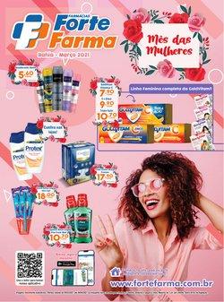 Ofertas Farmácias e Drogarias no catálogo ForteFarma em Petrolina ( Publicado a 3 dias )