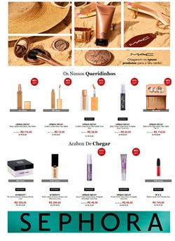 Catálogo Sephora ( Vence hoje )