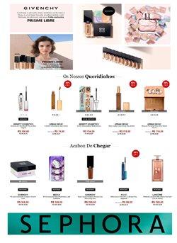Ofertas Perfumarias e Beleza no catálogo Sephora em Brasília ( 8 dias mais )