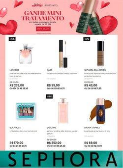 Ofertas de Sephora no catálogo Sephora (  12 dias mais)