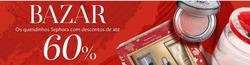 Promoção de Perfumarias e beleza no folheto de Sephora em Rio de Janeiro