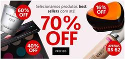 Promoção de Sephora no folheto de São Paulo