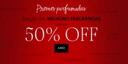 Promoção de Perfumarias e beleza no folheto de Sephora em Recife