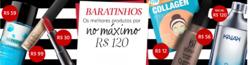 Promoção de Sephora no folheto de Lauro de Freitas