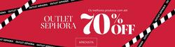 Cupom Sephora ( 5 dias mais )