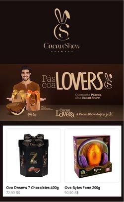 Catálogo Cacau Show (  Vencido)