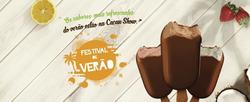 Promoção de Cacau Show no folheto de São Paulo
